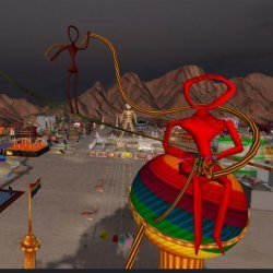 BURN: Carnival of Mirrors is OPEN