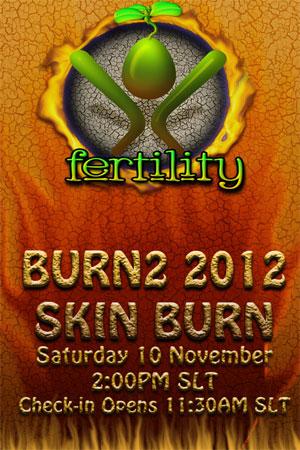 BURN2: Fertility isn't QUITE over yet!