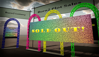 Burn2 Parcels: Sold Out!
